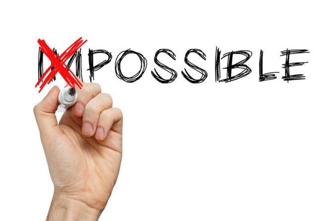 Possible (from impossible)