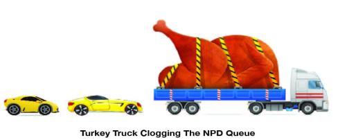 Turkey Truck Queue